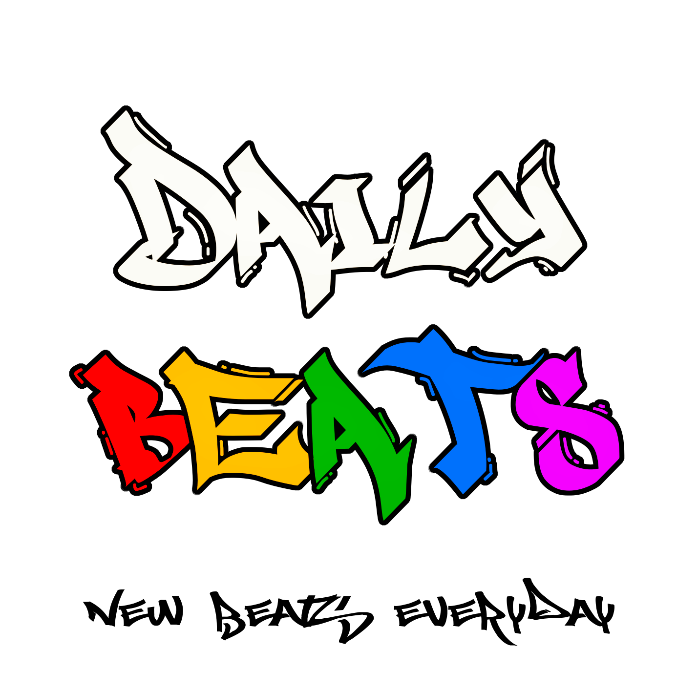 Daily Beats New Beats Logo
