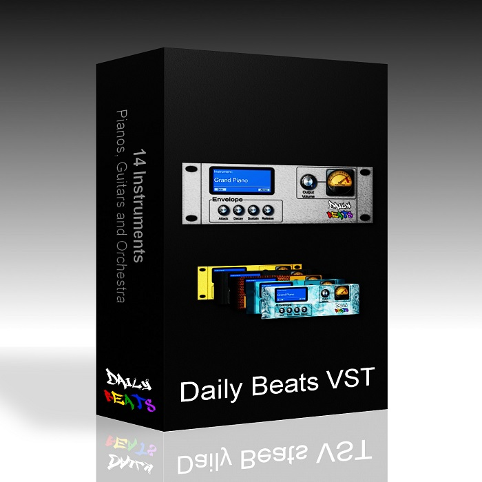 Daily Beats VST Instrument