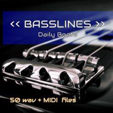 Daily Beats Basslines