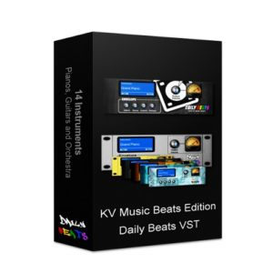 Daily Beats VST KV Music Beats Box