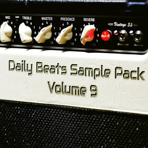 Daily Beats Sample Pack Volume 9