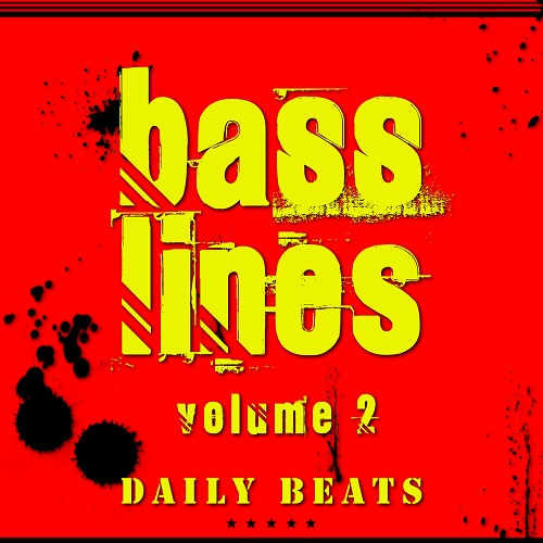 Daily Beats BassLine Volume 2