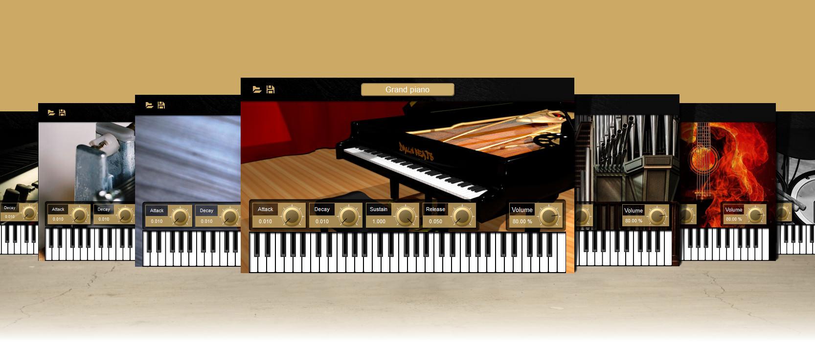 Instrumentos Virtuais DailyBeatsVI banner