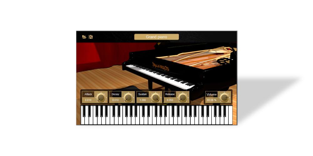 DailyBeatsVI Piano