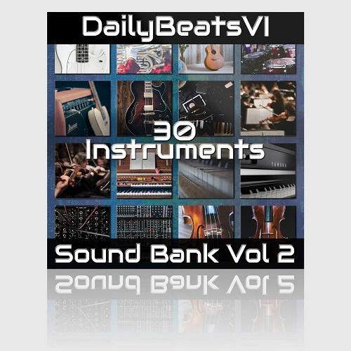 DailyBeatsVI SoundBank Volume 2