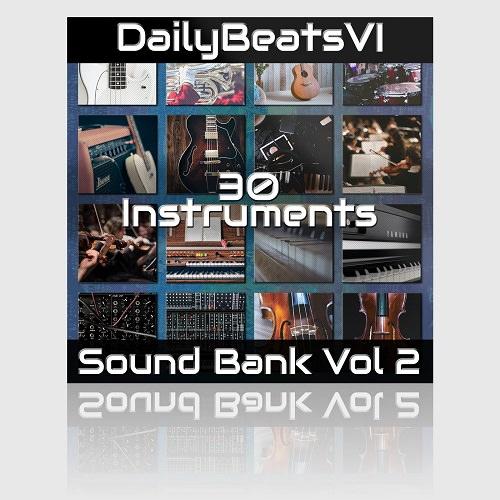 DailyBeatsVI SoundBank Volume 2