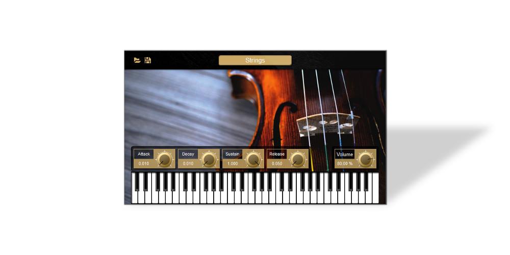 DailyBeatsVI Strings