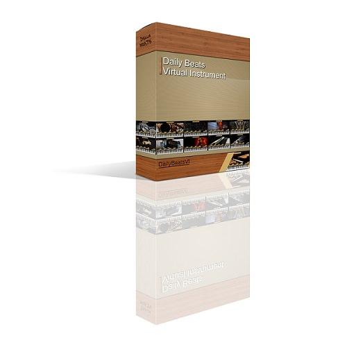 Virtual Instruments DailyBeatsVI box