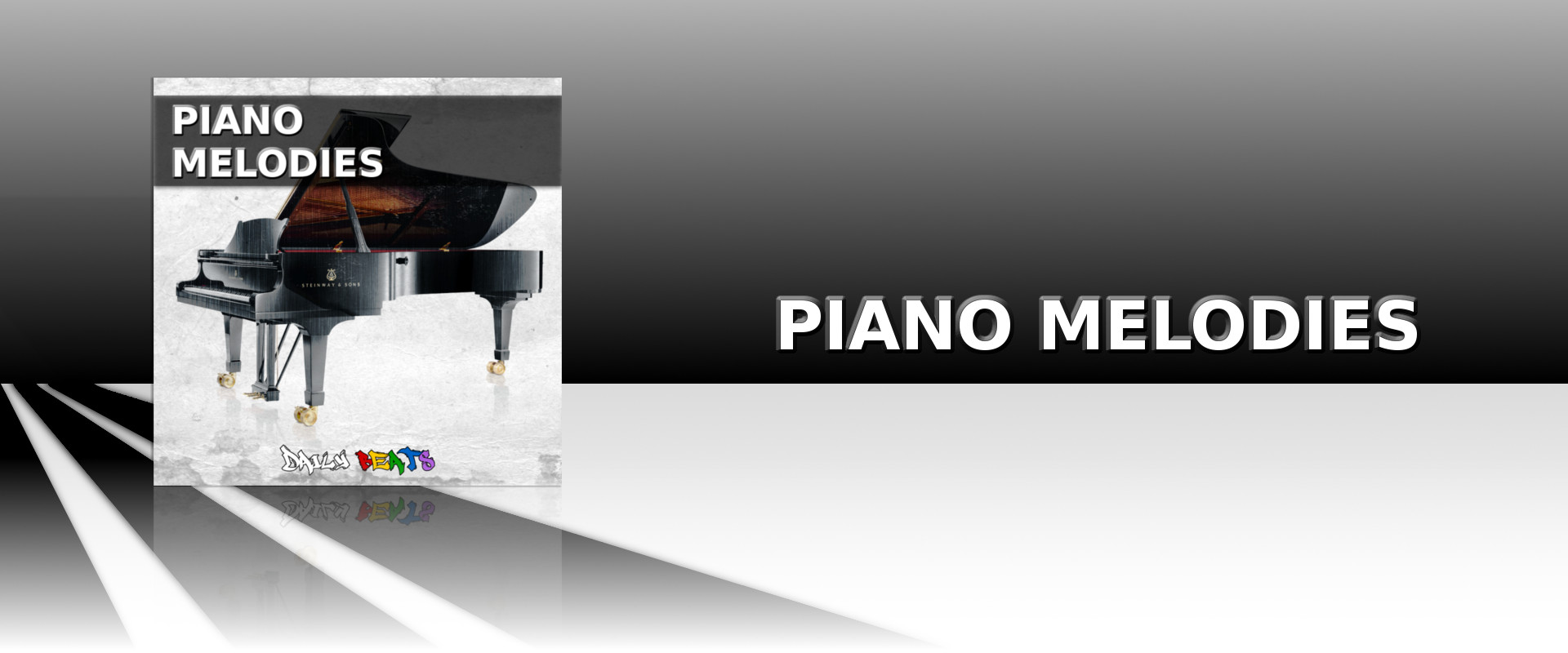 Piano Melodies Banner