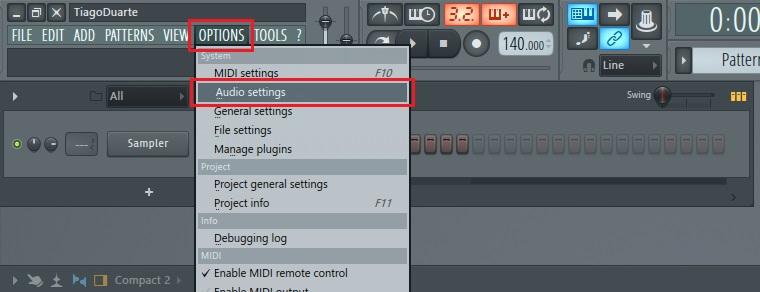 01 - Como Configurar Audio Interfaces no FL Studio [PT]
