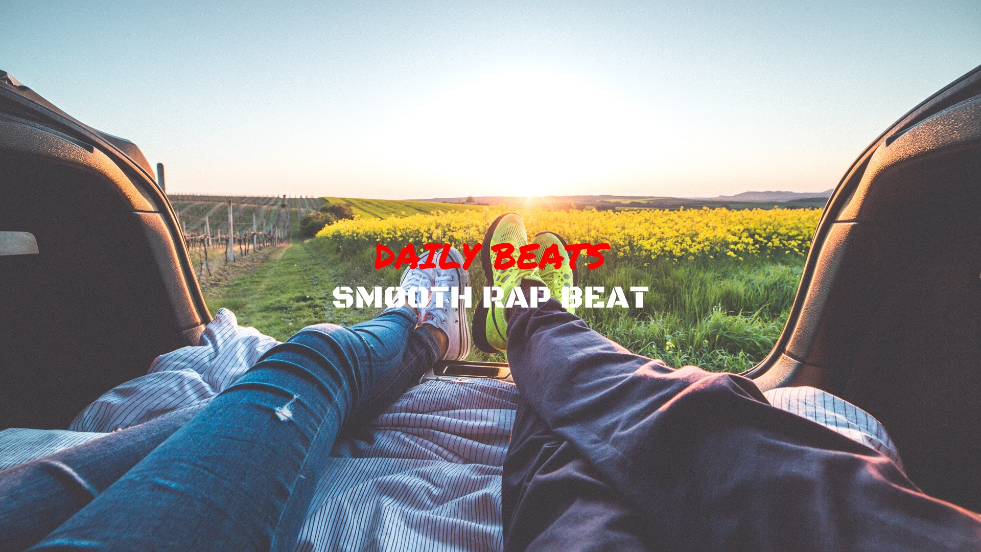 You, me and the Sun Smooth Rap Beat