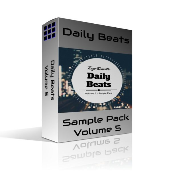 Daily Beats Sample Pack Volume 5 500p