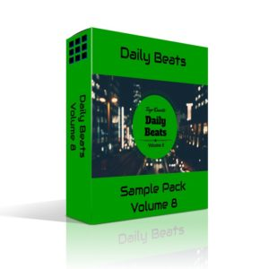 Daily Beats Sample Pack Volume 8