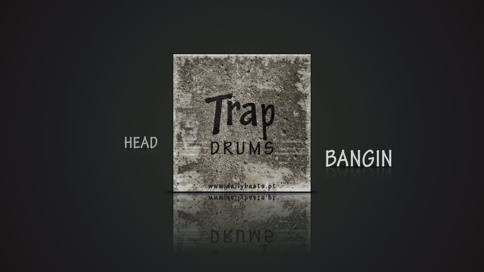 Trap Drums Banner
