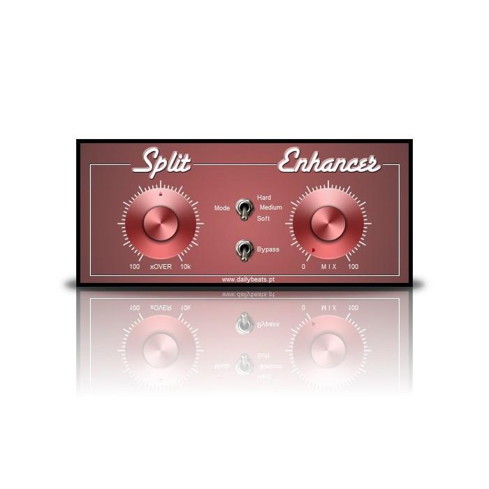 Audio Effects splitEnhancer