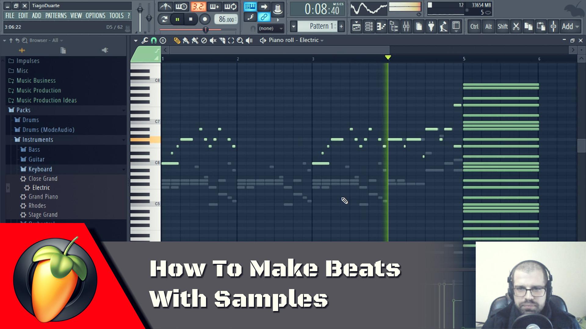Make Beats With Samples