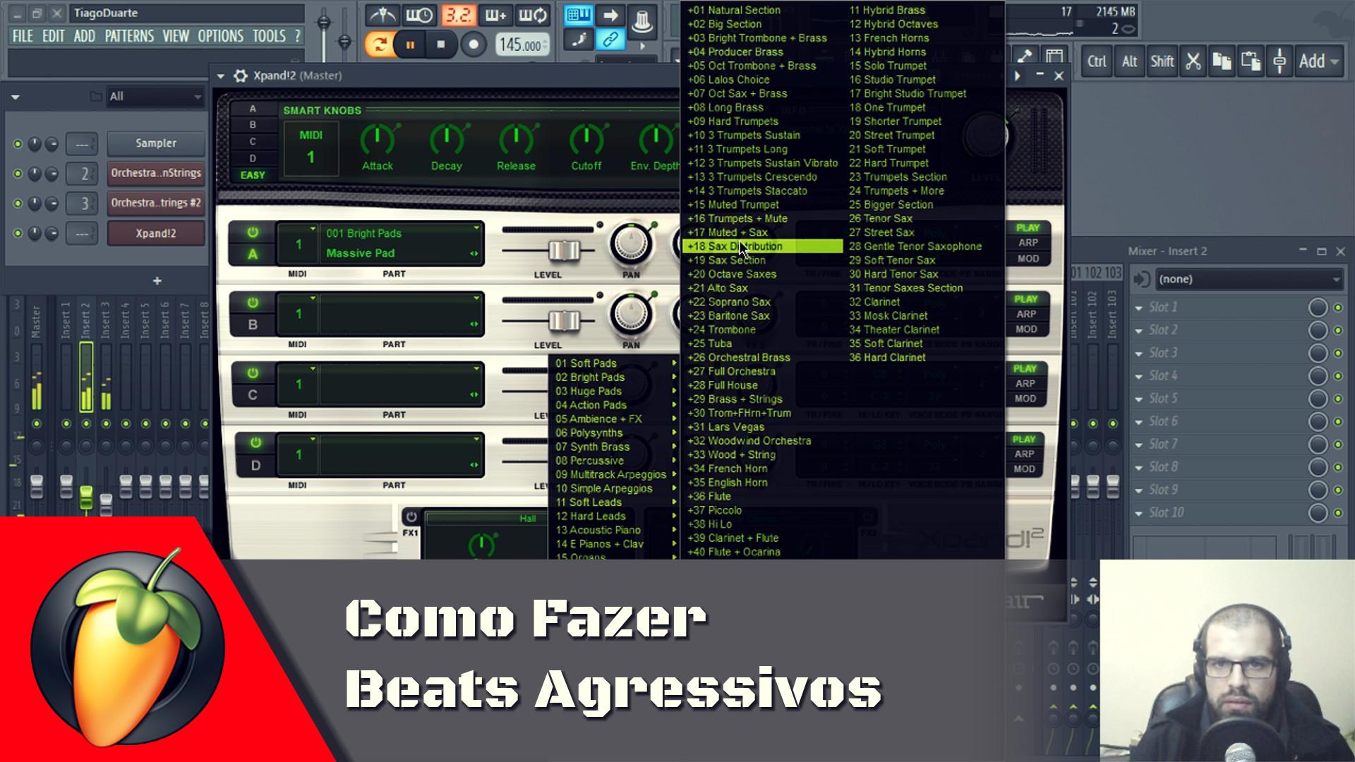 Como Fazer Beats Agressivos
