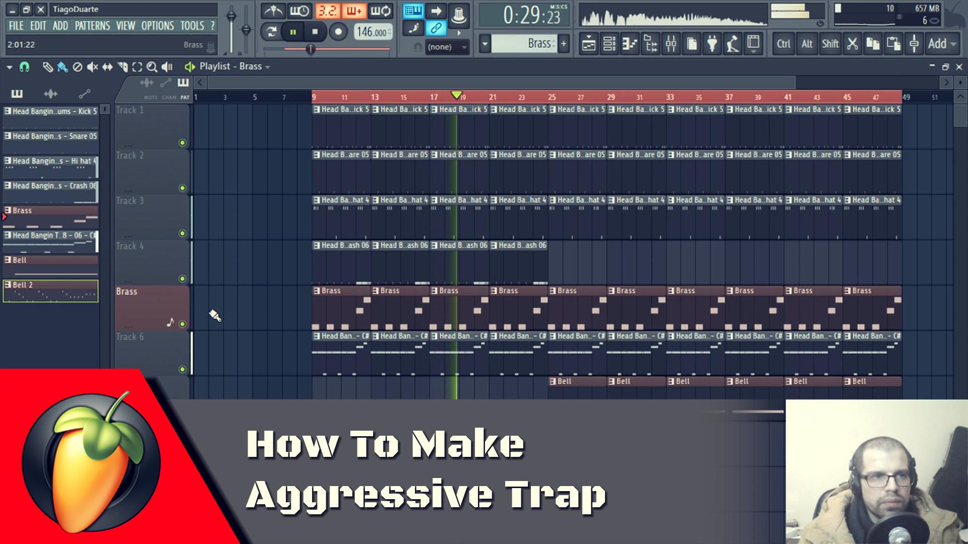 How To Make Aggressive Trap