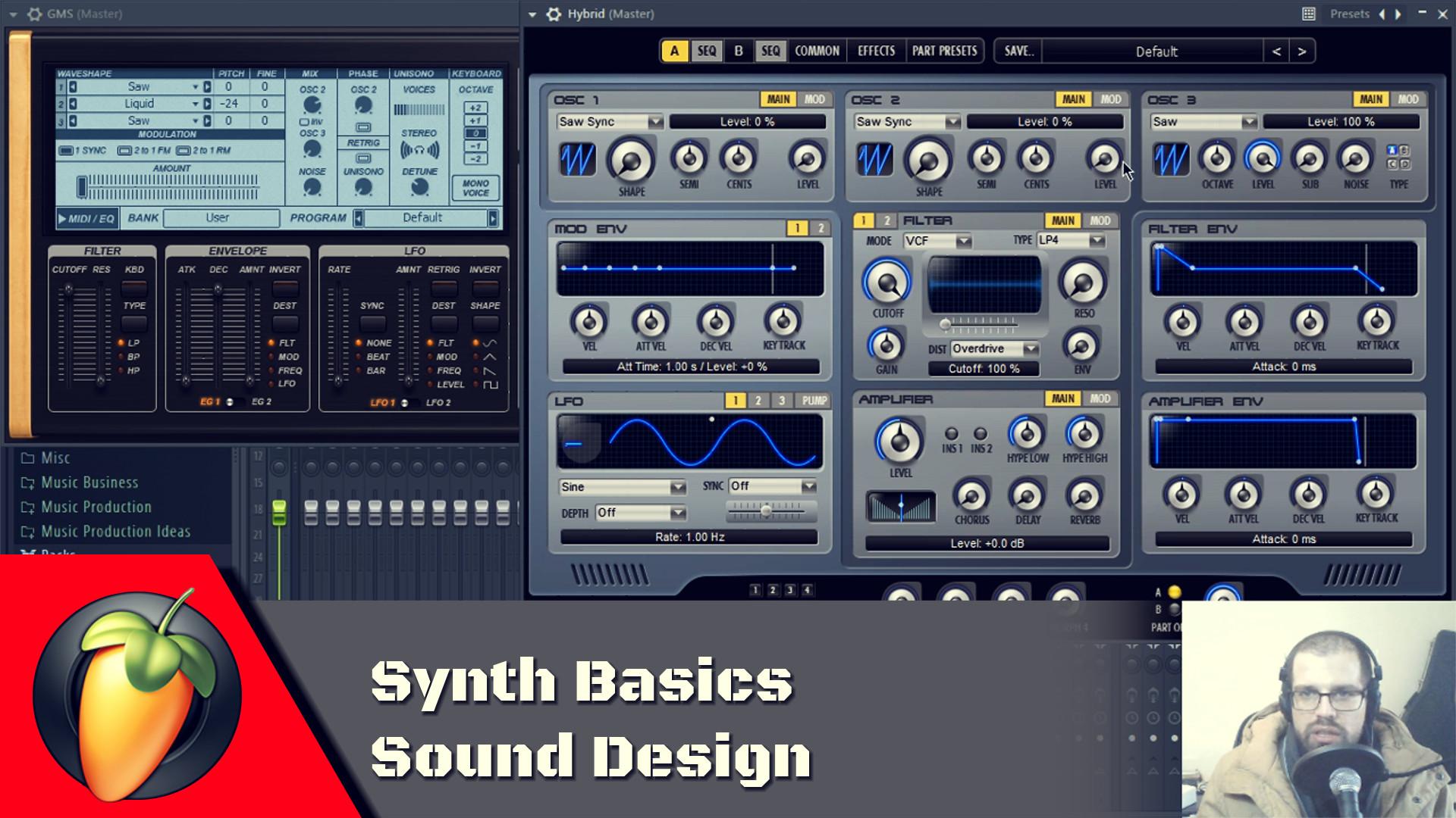 Synth Basics