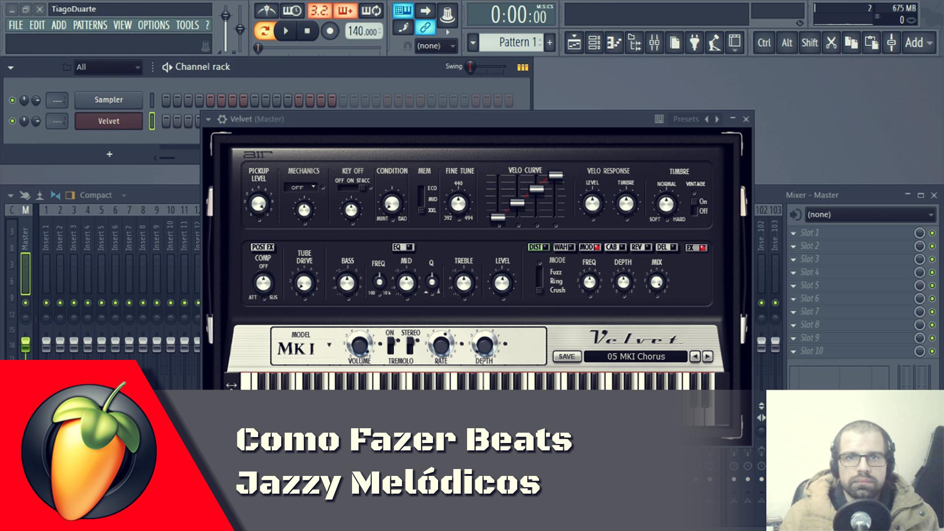 Como Fazer Beats Jazzy Melodicos