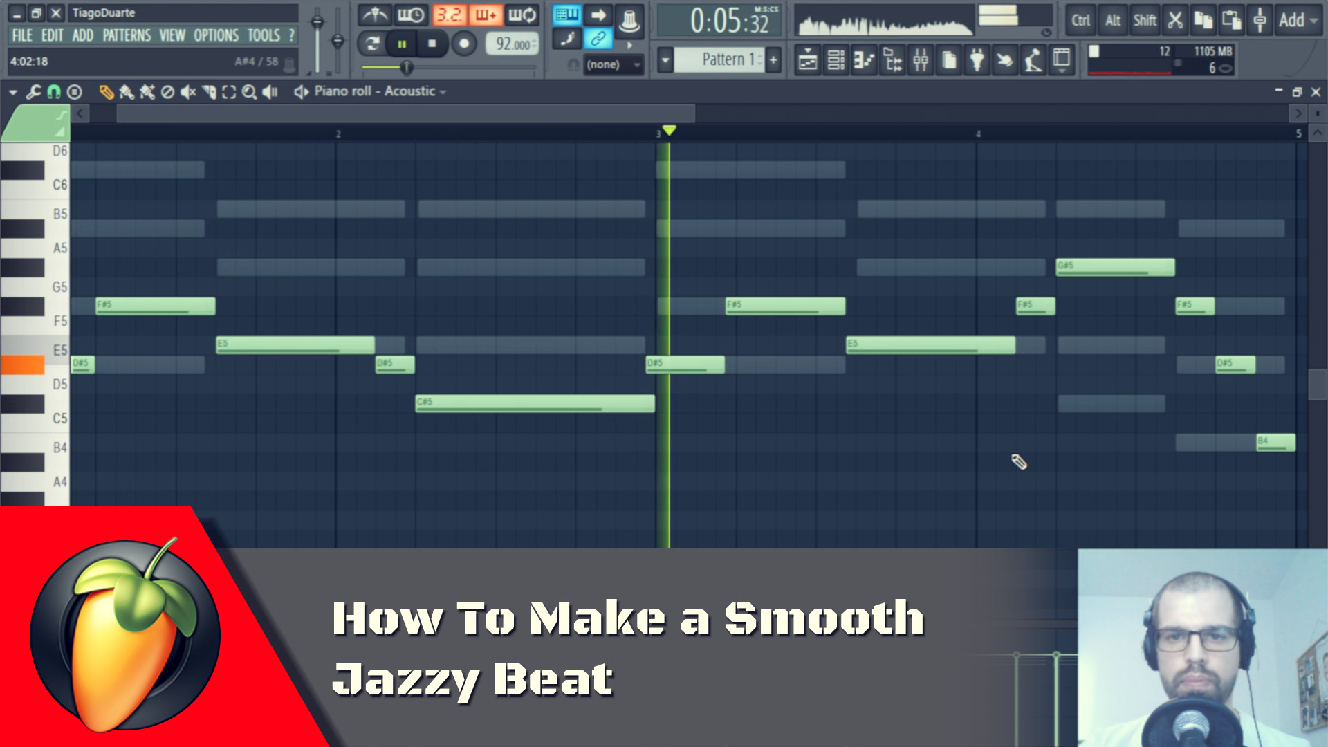 How To Make a Smooth Jazzy Beat