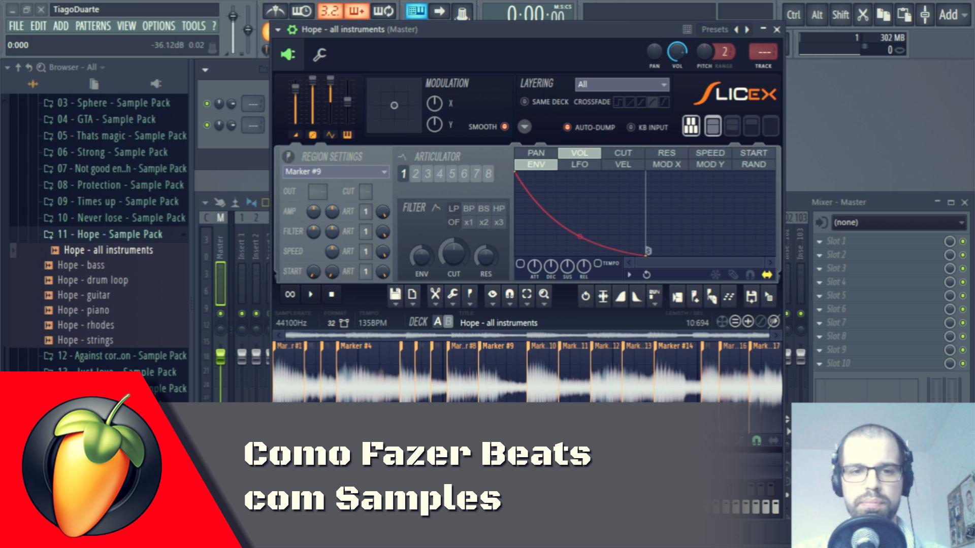 Como Fazer Beats com Samples