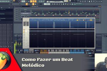 Como Fazer um Beat Melodico