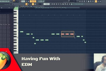 Having Fun With EDM