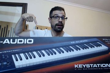 M Audio Keystation 61 Review