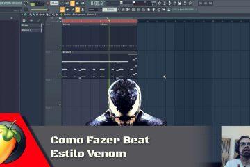 Como Fazer um Beat Estilo Venom