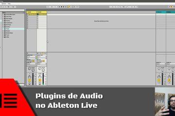 Plugins de Audio do Ableton Live Lite