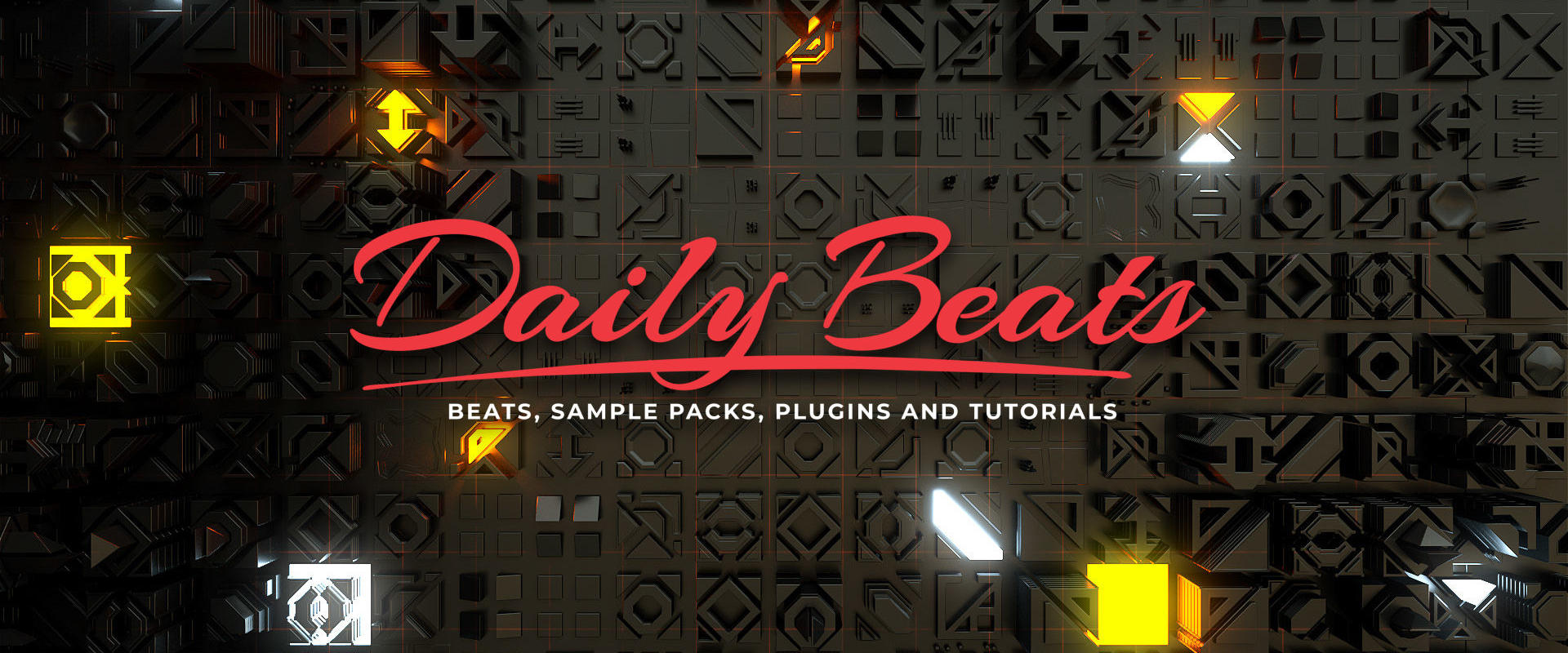 Daily Beats header