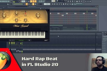 Hard Rap Beat in FL Studio