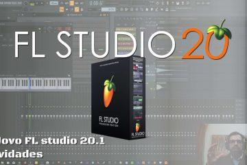 Novidades FL Studio 20.1