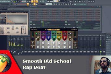 Smooth Old School Rap Beat
