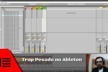 Trap Pesado no Ableton