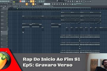 Rap Do Inicio Ao Fim S1 - Ep5: Gravar o Verso