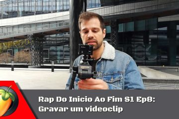 Rap Do Inicio Ao Fim S1 - Ep8: Gravar um videoclip