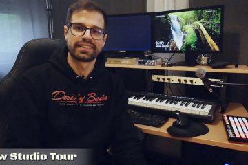 New Studio Tour