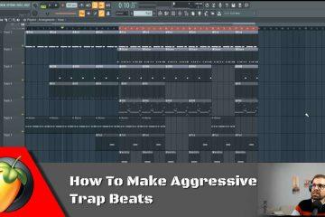 How To Make Aggressive Trap Beats