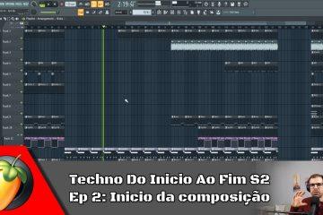 Techno Do Inicio Ao Fim S2 - Ep2